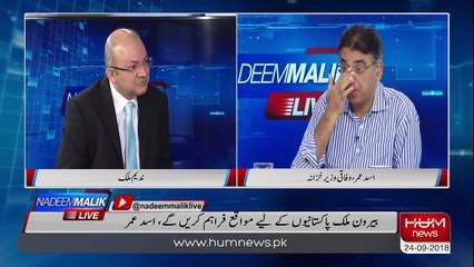 Asad Umar Telling Why Government Increasing Gas Prices