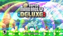New Super Mario Bros. U Deluxe : trailer du portage Switch du jeu de Nintendo