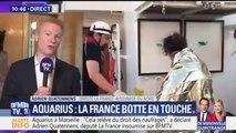 """Aquarius à Marseille: """"La France se défausse, ce n'est pas acceptable"""", estime le député LFI Adrien Quatennens"""