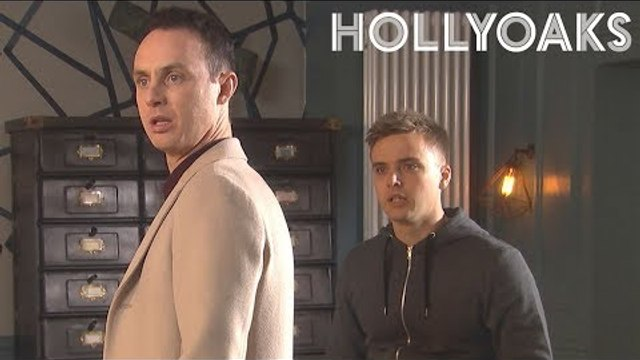 Hollyoaks: Harry caught cheating on Ste! (Week 40)