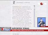 Suporter Tewas, Ridwan Kamil Berduka