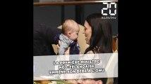 Etats-Unis: La Première ministre néo-zélandaise emmène son bébé de trois mois à l'ONU