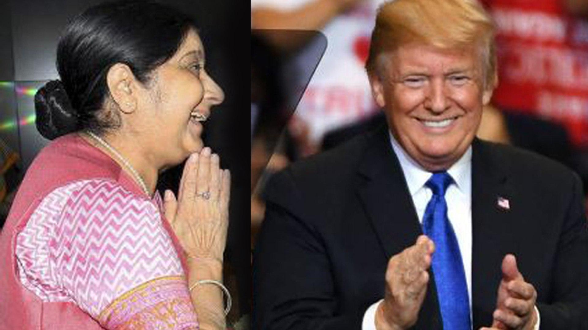 PM Modi को भेजा Donald Trump ने प्यार, कहा 'मेरे खास दोस्त है PM Modi' | वनइंडिया हिंदी