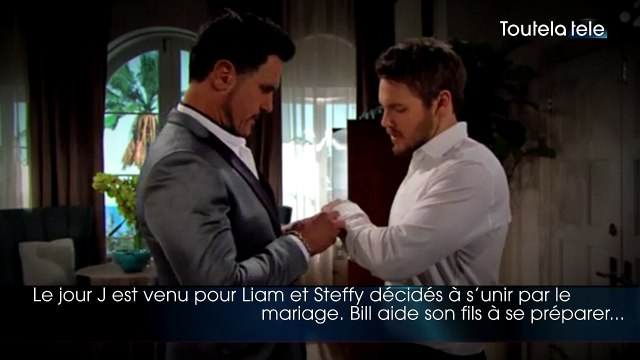 """Amour, Gloire et Beauté : le mariage de Steffy et Liam, ils se sont dits """"oui"""""""