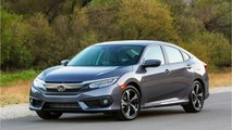 2019 Honda Civic Sedan And Coupe Add More Standard Driver-Assist Tech
