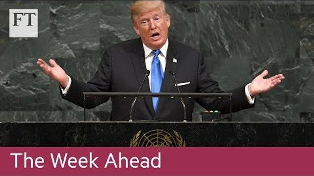 Trump at UN, Labour party conference, H&M results