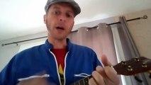 09- je joue pas de la gratte comme kendji girac, je joue du ukulélé pour mes aubracs