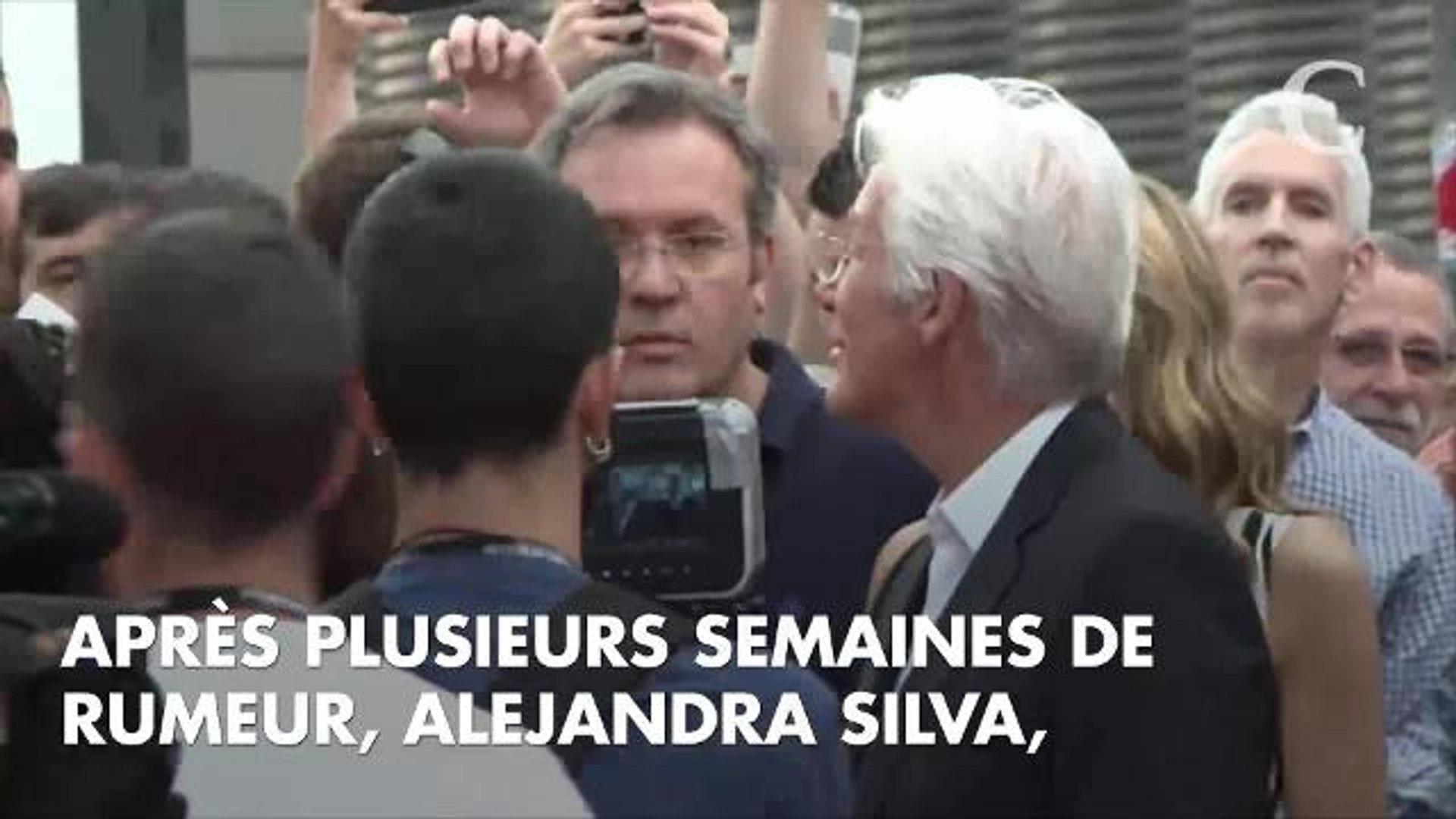 Richard Gere, Alain Delon, Eric Judor... Les stars papa après 50 ans