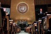 Discours du Président de la République Emmanuel Macron à la 73e Assemblée générale des Nations unies