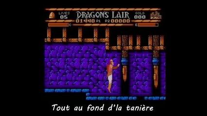 Max le Fou - Je Finirai Dragon's Lair [Parodie]
