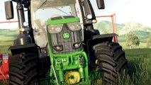 Farming Simulator 19 - Bande-annonce de gameplay