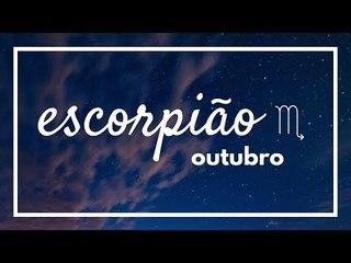 [ ESCORPIÃO ] HORÓSCOPO MENSAL / OUTUBRO 2018 ✨