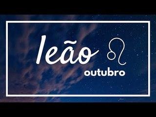 [ LEÃO ] HORÓSCOPO MENSAL / OUTUBRO 2018 ✨