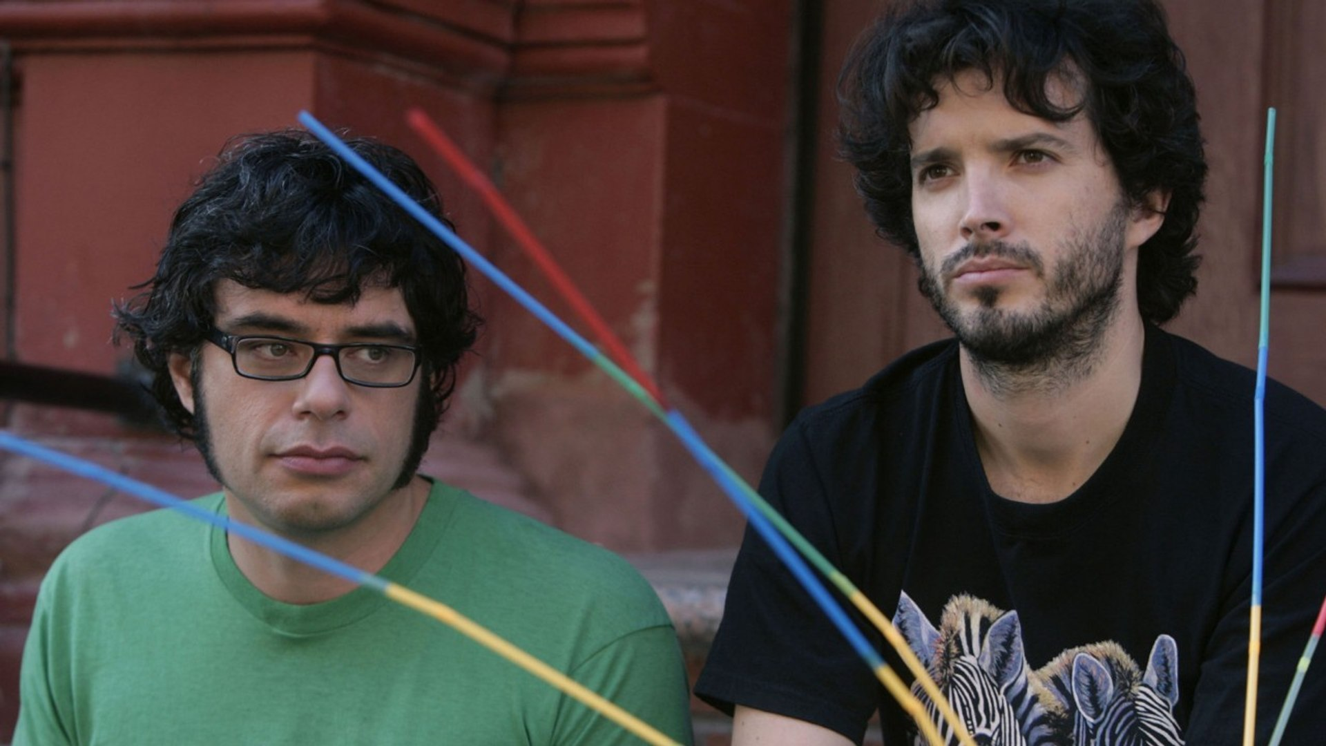 Flight Of The Conchords Perform New Song On Colbert S Show Video