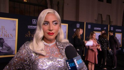 Lady Gaga Originally Wanted to Be an Actress, Not a Singer