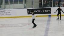 20180920 ACI Practice - Yuzuru Hanyu Focus Part 5 of 5