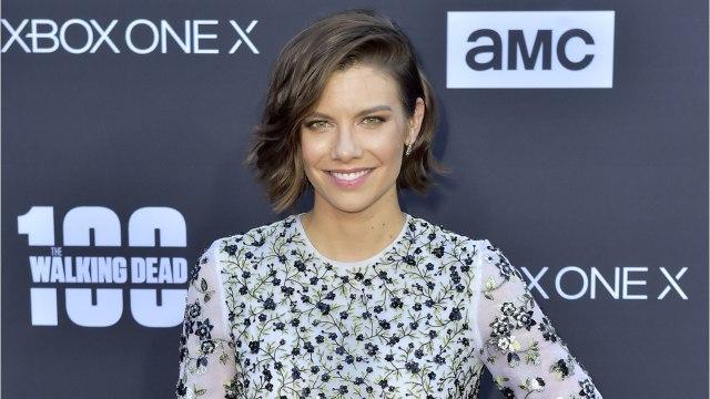 'The Walking Dead' Planning On Lauren Cohan Return