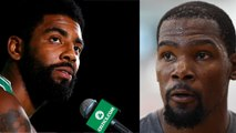 Kevin Durant On Why He Didn't Sign Extension: Kyrie Irving Knows Celtics Would NEVER Let Him Go