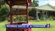 Stranger Helps Save Woman Having Severe Allergic Reaction to Ant Attack