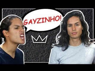 """""""GAYZINHO"""" é xingamento?"""