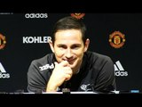 Manchester United 2-2 Derby (Derby Win 8-7 On Pens) - Frank Lampard Full Post Match Press Conference