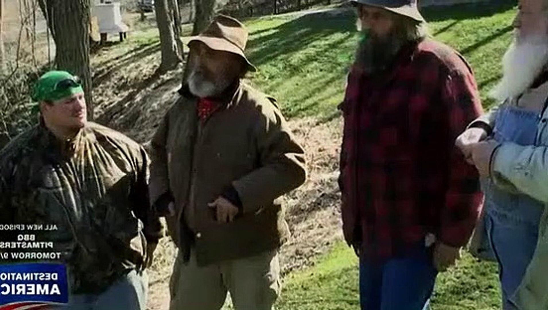Mountain Monsters S01E05 Mothman of Mason County