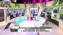 """¿Directo para 'Chapu' Puelles? Actriz chilena se fue en picada contra los """"rostros"""" de teleseries"""
