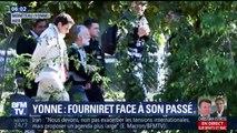 Michel Fourniret extrait de sa cellule pour retrouver le corps de Marie-Angèle Domece, disparue en juillet 1988