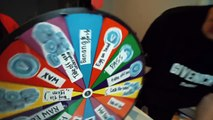 Spin The MYSTERY Wheel Challenge With GIRLFRIEND (1 SPIN = REMOVE 1 CLOTHING...)