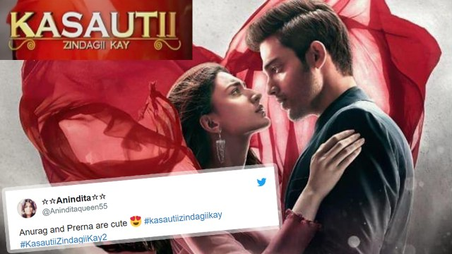 Kasauti Zindagi Kay First Episode: This is how fans REACTED on Twitter   Erica Fernandes  FilmiBeat