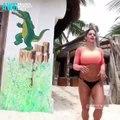 Beach Gym & Michelle Lewin - Best workout motivation