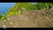 EXCLU AVANT-PREMIERE - Cap Horn (M6): Arnaud Ducret tétanisé lors de son ascension dans le vide avec Mike Horn - VIDEO