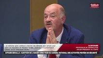 Audition d'Alain Bauer, professeur de criminologie au Conservatoire national des arts et métiers (CNAM)
