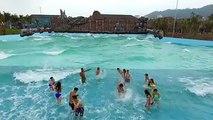 Thả mình mát lạnh trong làn nước xanh biếc tại công viên nước Typhoon Water Park sẽ là trải nghiệm tuyệt vời đang đợi bạn khám phá mùa hè này!Bạn đã sẵn s