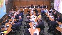 Intervention en CDD lors de l'audition de Lors de l'audition de Florence BERTHELOT, Déléguée générale de la fédération nationale des transports routiers