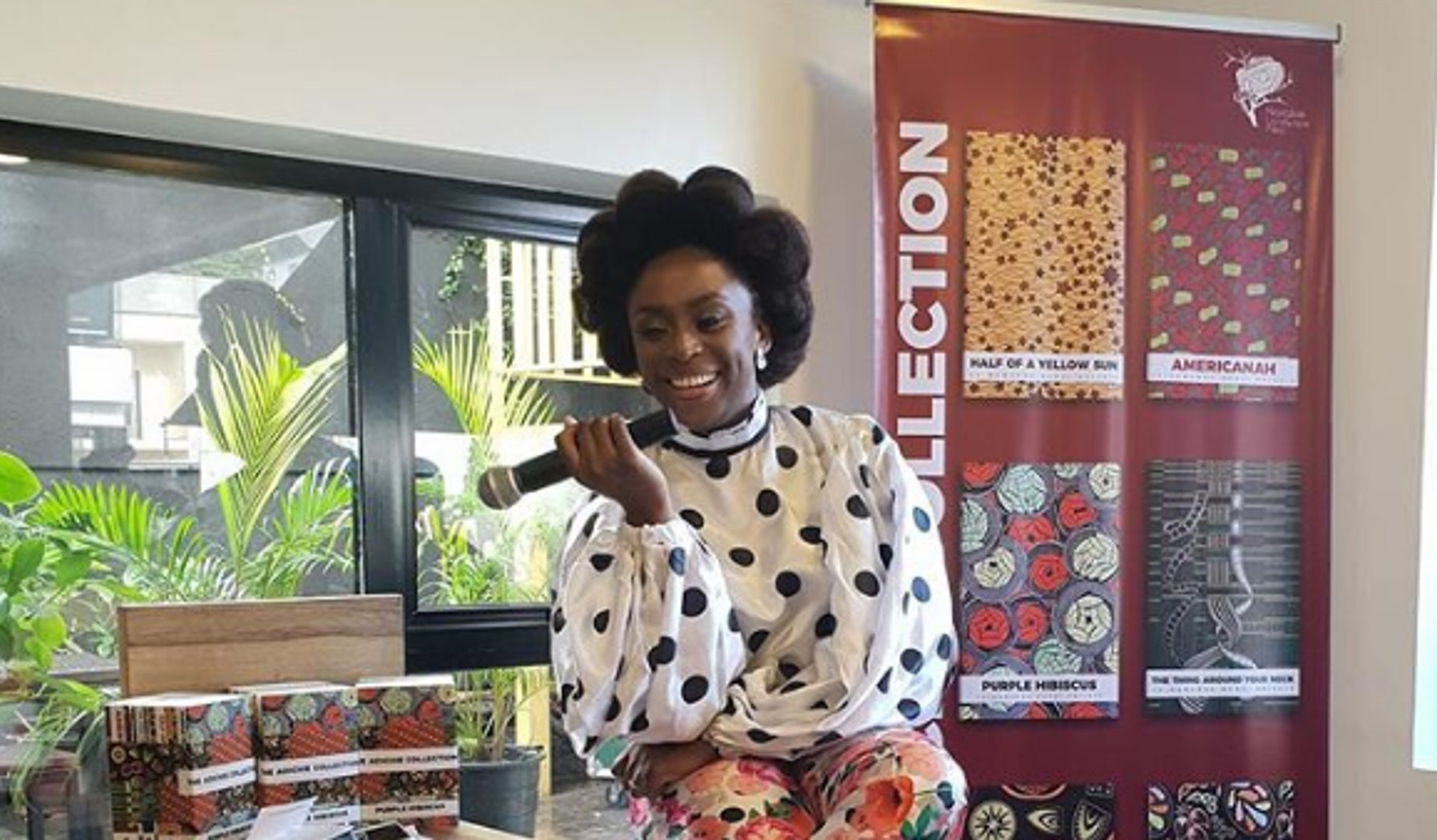 Nigerian author Chimamanda Adichie says bride price should be abolished (video) ▷ Nigeria news  NAI