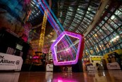 DRL 2018 Level 4: Adventuredome | Drone Racing League
