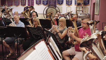 Desford Colliery Band - Desford Colliery Band: Interview