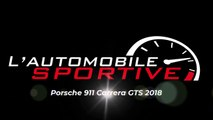 Porsche 911 Carrera GTS - Acceleration virage