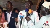 Siggi Jotna - Allocution du Président de Siggi Jotna lors de la Cérémonie de Sargal Abdoulaye DIEYE