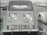 Johnny Hallyday _ Arrivé à Orly-Actualités Françaises 13h-ORTF (12.03.1962)