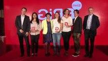 """""""Gira Mujeres"""" premia a tres emprendedoras por sus ideas de negocio"""