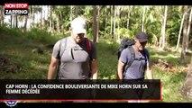 Cap Horn : La confidence bouleversante de Mike Horn sur sa femme décédée (vidéo)
