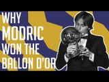 Why Luka MODRIC OWNS 2018!   BALLON D'OR & Best FIFA Men's Player of the Year