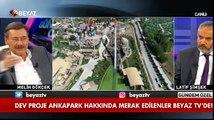 Melih Gökçek: Konu Gökçek ve Ankara olunca birilerine batıyor