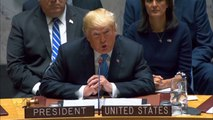 Trump Accuses China Of Election Interference At UN