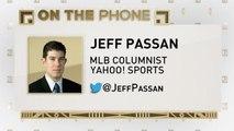 The Jim Rome Show: Jeff Passan talks MLB wildcard standings