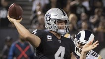 Oakland Raiders May Play In San Diego Before Move to Las Vegas