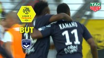 But François KAMANO (7ème) / Girondins de Bordeaux - LOSC - (1-0) - (GdB-LOSC) / 2018-19