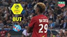 But Nuno DA COSTA (89ème) / Olympique de Marseille - RC Strasbourg Alsace - (3-2) - (OM-RCSA) / 2018-19